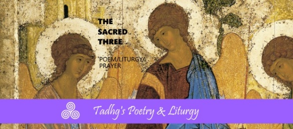 160820 sacred three 2  POETRY LITURGY