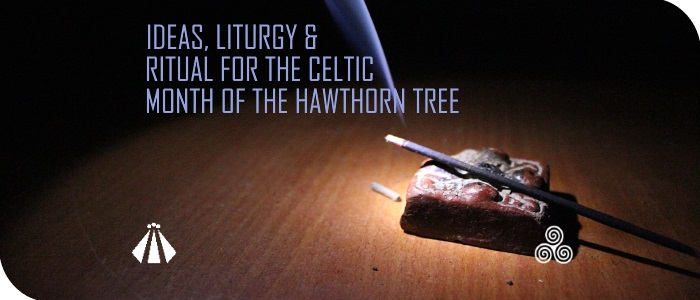 201705012 IDEAS LITURGY RITUAL FOR THE MONTH OF THE HAWTHORN TREE