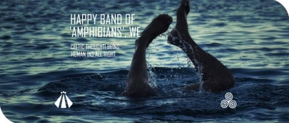20170705 HAPPY BAND OF AMPHIBIANS WE