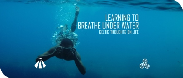 20170718 LEARNING TO BREATHE UNDER WATER