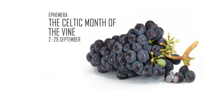 20170831 CELTIC MONTH OF THE VINE