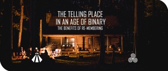 20170921 THE TELLING PLAE IN AN AGE OF BINARY