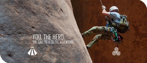 20170928 YOU THE HERO THE CALL TO A CELTIC ADVENTURE