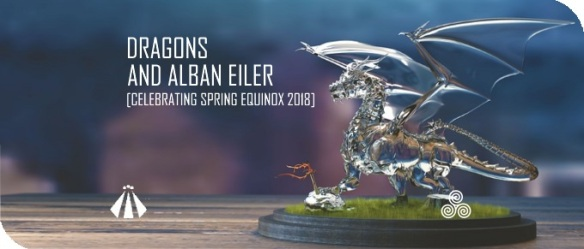 20180313 DRAGONS AND ALBAN EILER CELEBRATING SPRING EQUINOX