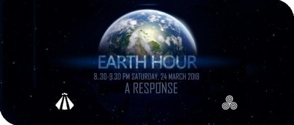 20180319 EARTH HOUE 24 MARCH STEWARDSHIP MEDITATION