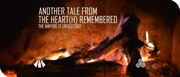 20180327 TALES FROM THE HEARTH REMEMBERED THE NWYFRE