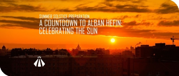 20180528 COUNTDOWN TO ALBAN HEFIN CELEBRATING THE SUN