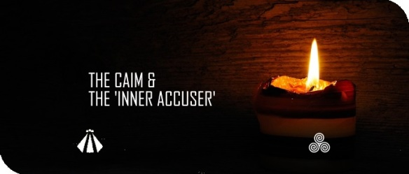 20190221 THE CAIM AND THE INNER ACCUSER