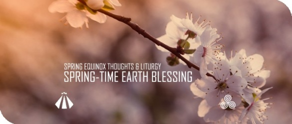 20190312 SPRINGTIME EARTH BLESSING LITURGY