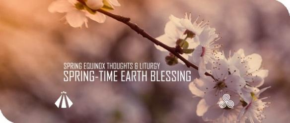 20190312 SPRINGTIME EARTH BLESSING LITURGY