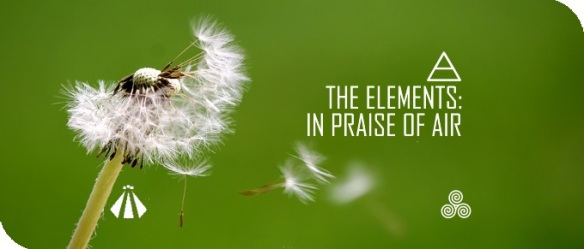 20190919 THE ELEMENTS IN PRAISE OF AIR