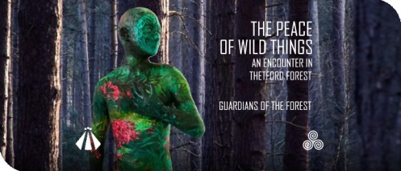 20191013 THE PEACE OF WILD THINGS AN ENCOUNTER THETFORD FOREST