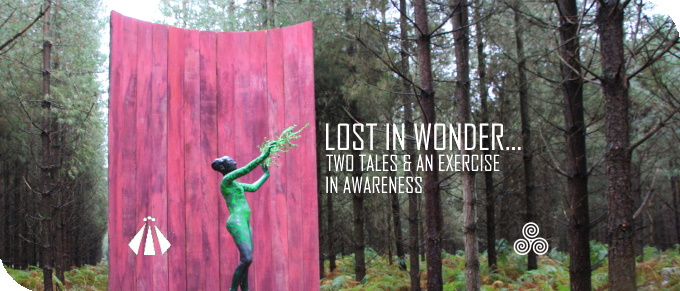 20191020 LOST IN WONDER TWO TALES AND AN EXERCISE IN AWARENESS