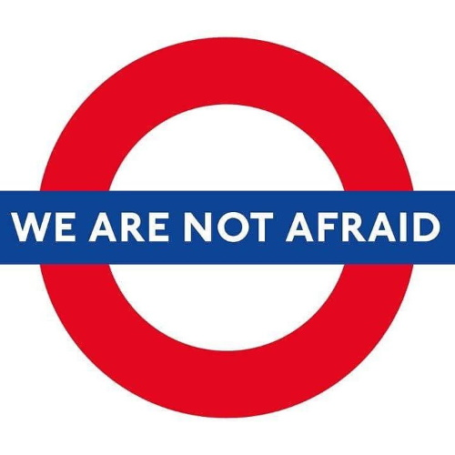 20191130 WE ARE NOT AFRAID