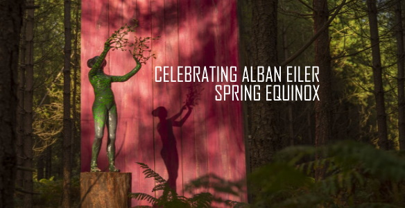 CELEBRATING ALBAN EILER