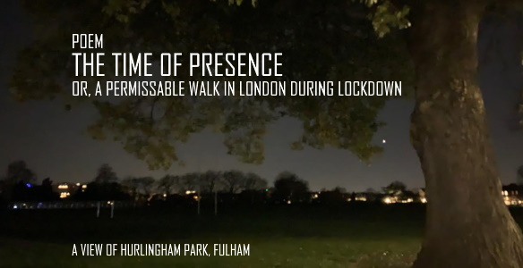 THE TIME OF PRESENCE