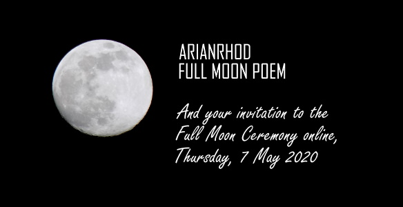 full moon ceremony may 2020