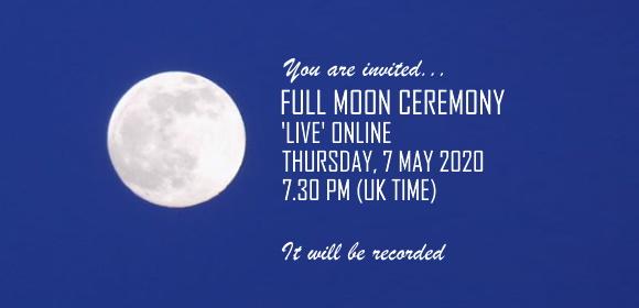 full moon may 2020